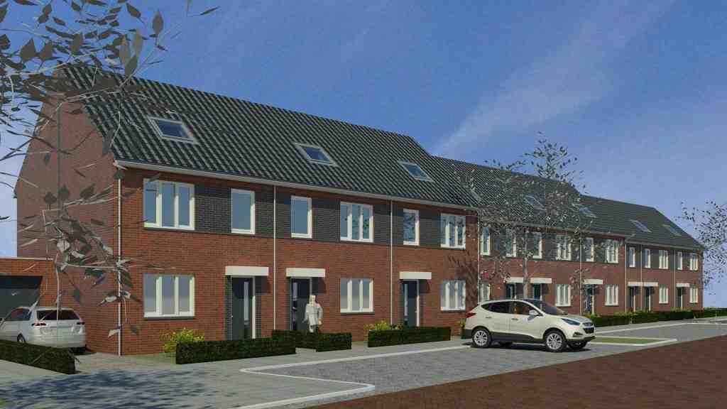 Nieuwbouw plan Marterstraat Volkel